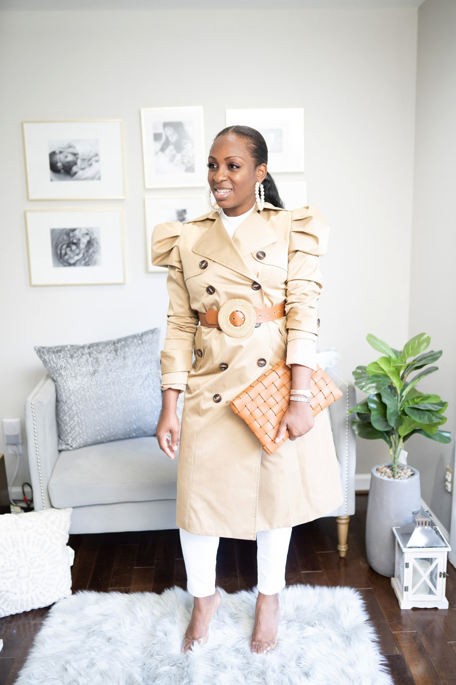 Untrench Trench Coat