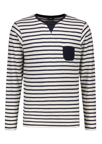 Long Sleeve Striped T Shirt