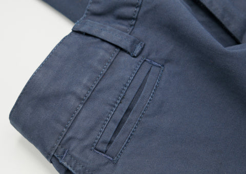 Hastin Brushed Cotton Trouser