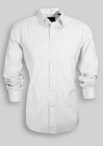 Nigel Paper Stripe Shirt