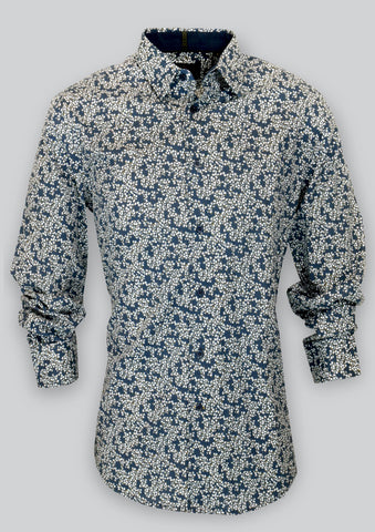 Seth Shirt in Daisy Flower
