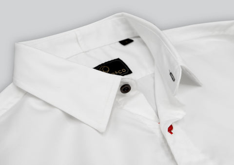 Bruno White Shirt