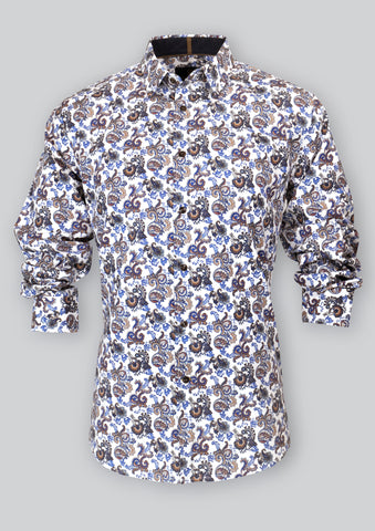 Seth Shirt in Paisley