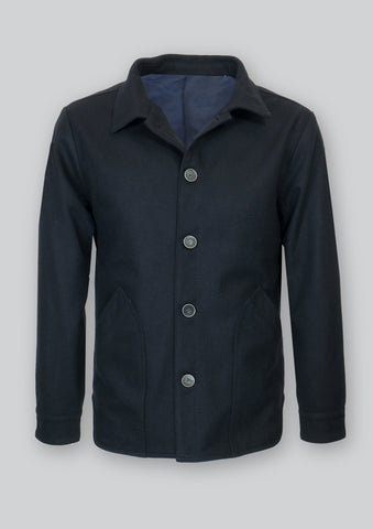 Frank Casual Wool Jacket