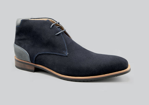 Jimmy Boot in Navy