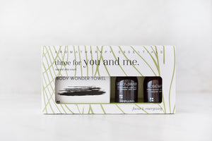 Three For You And Me - Focus & Energizing - Lemongrass/Rosemary