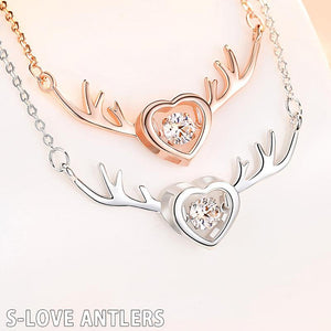 Beating Heart S925Silver Necklace (BUY 2 GET FREE SHIPPING)