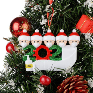 【Last Day For 50% Off】2020 Dated Christmas Ornament