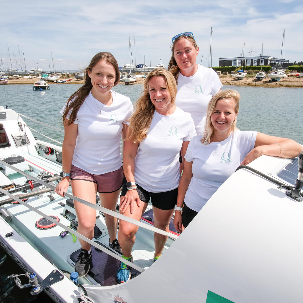 Sailing round the world, running the length of the UK, K2 winter expedition, and cross ocean rows