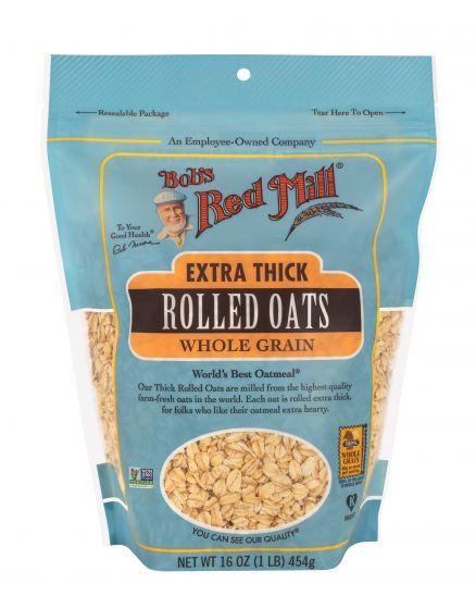 Bob's Red Mill Extra Thick Rolled Oats