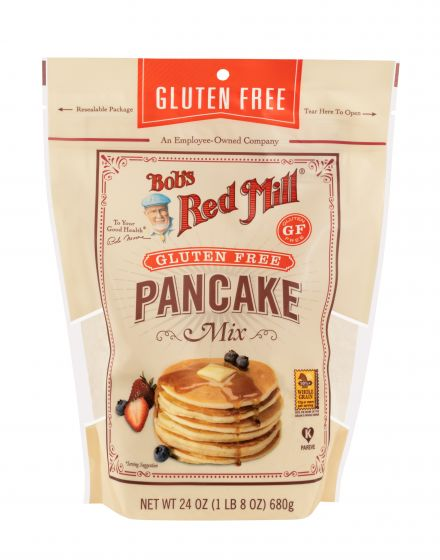 Bob's Red Mill Gluten Free Pancake Mix
