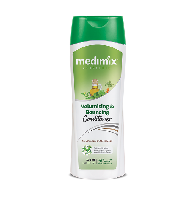 Medimix Ayurvedic Volumicing and Bouncing Conditioner