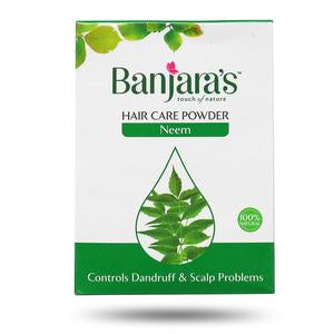 Banjara's Neem Hair Care Powder (5*20gms)