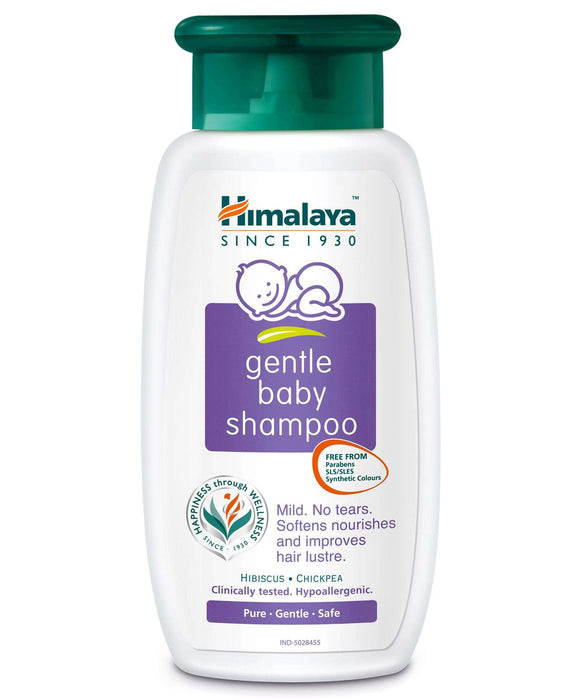 Himalaya Herbal Gentle Baby Shampoo