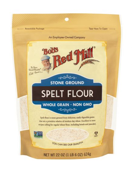 Bob's Red Mill Stone Ground & Whole Grain Spelt Flour