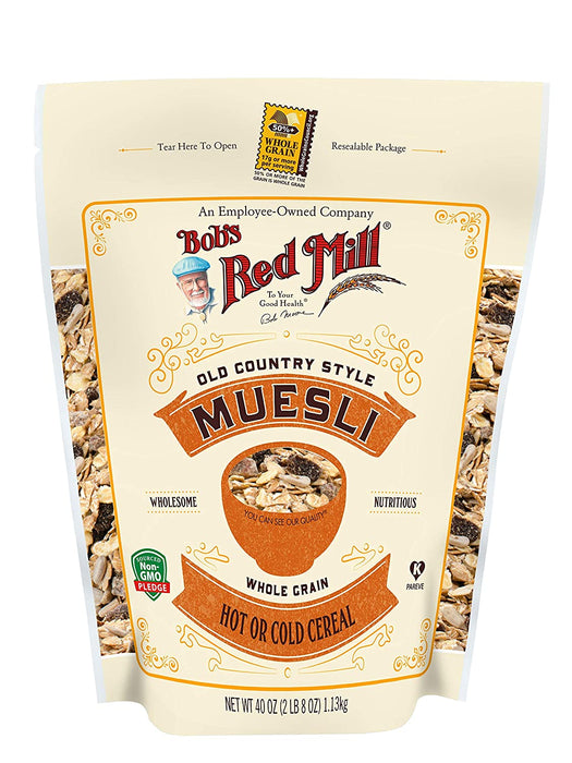 Bob's Red Mill Muesli