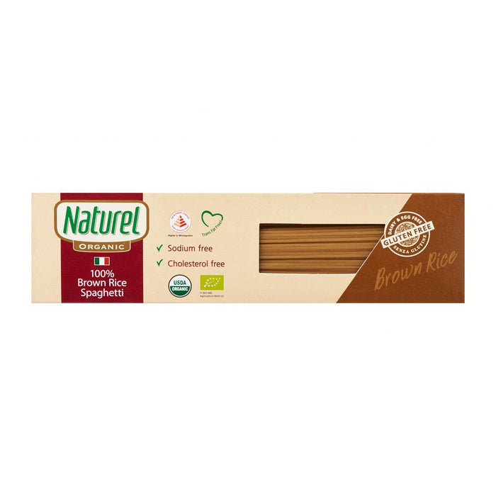 Naturel Organic Brown Rice Spaghettii