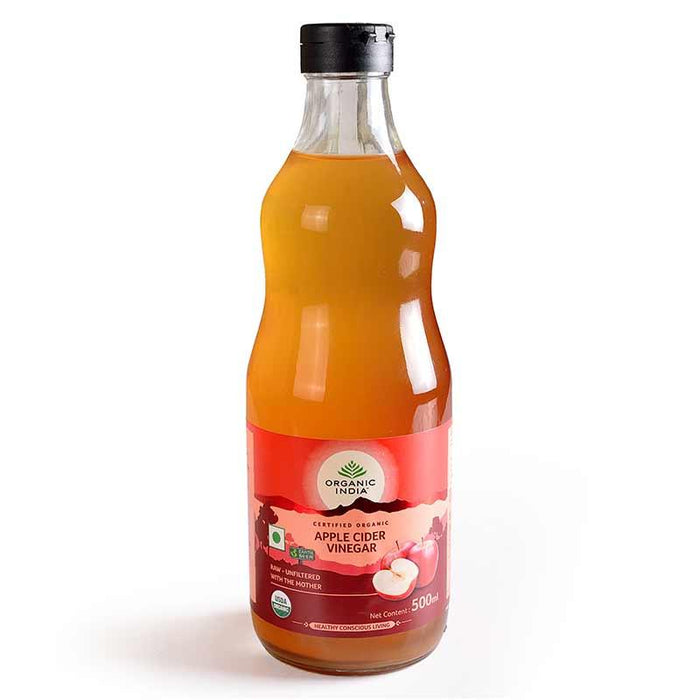 Organic India Organic Apple Cider Vinegar