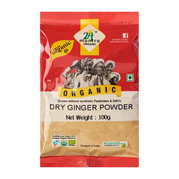 24 Mantra Organic Dry Ginger Powder