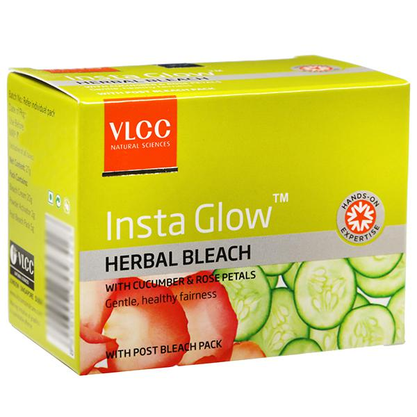 VLCC Insta Herbal Bleach