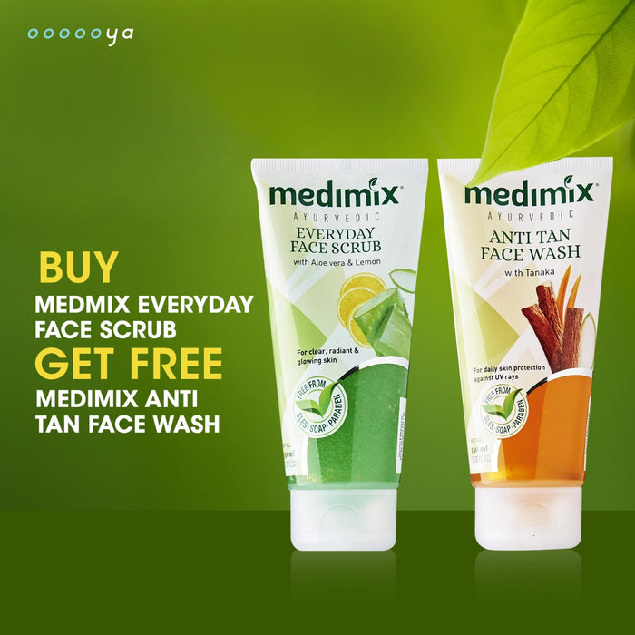 Medimix Everyday Face Scrub