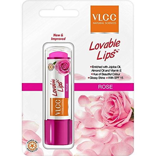 VLCC Lovable Rose Lip Balm