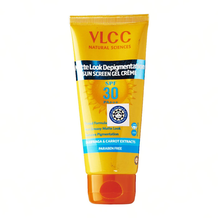 VLCC Matte Look Depigmentation Sunscreen Gel SPF 30