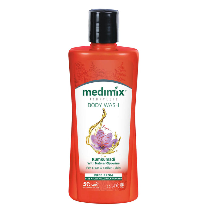Medimix Bodywash Kumkumadi With Natural Glycerine