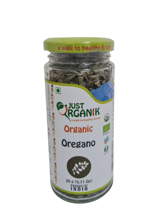 Just Organik Organic Oregano