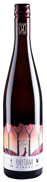 Rhythm Plum Wine (13.2% ALC)