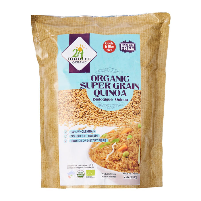 24 Mantra Organic Super Grain Quinoa