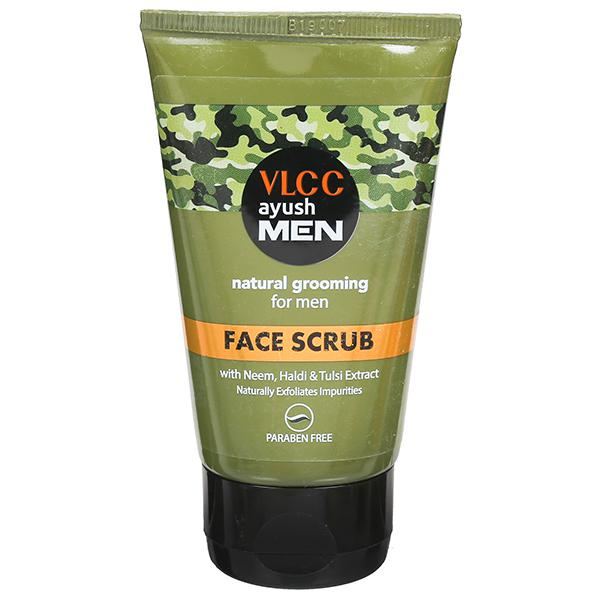VLCC Ayush Men Face Scrub