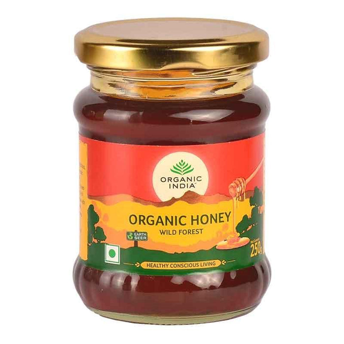 Organic India Organic Honey Wild Forest