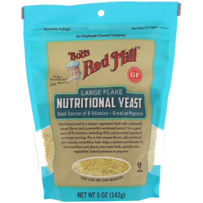 Bob's Red Mill Large Flakes Nutritional Yeast