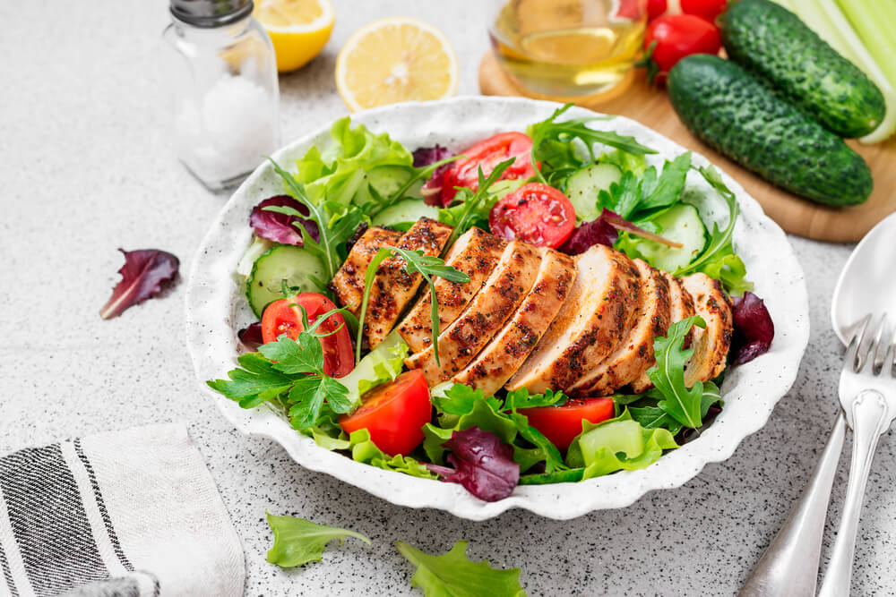 Protein Diet to Lose Weight in Your 30s