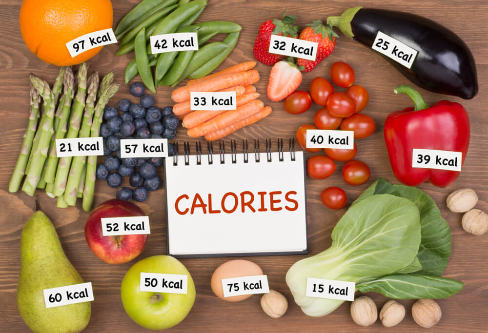 Count Your Calories and Carbs When Dieting