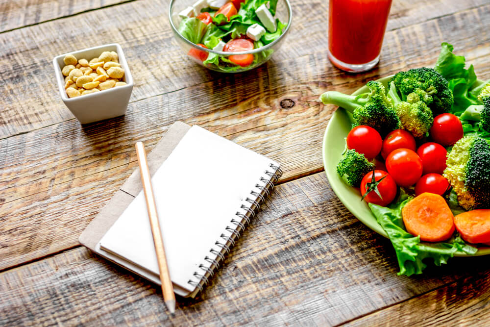 Eating low calorie diets for fat loss