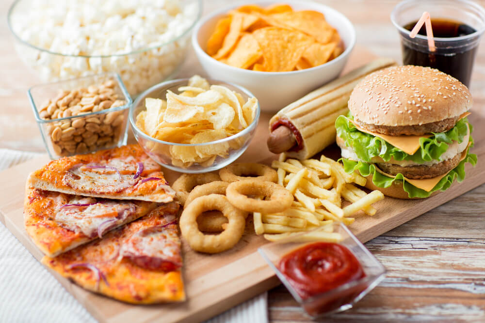 Fast Foods Harmful for Memory