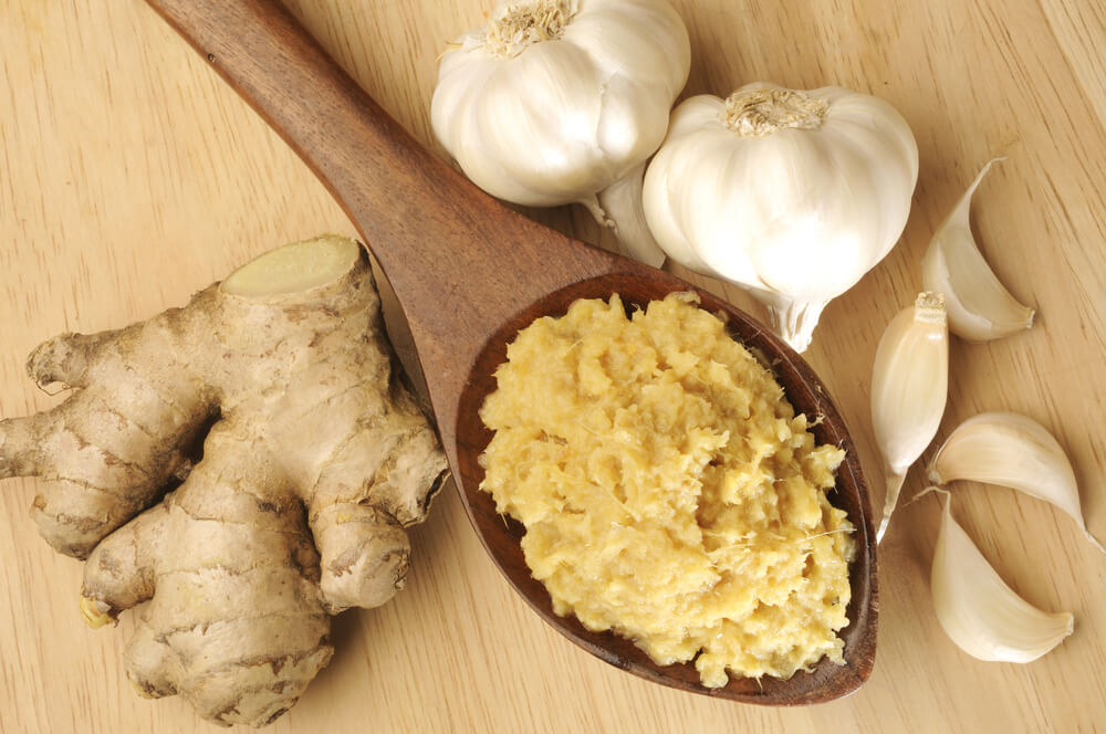Garlic and Ginger for Gut Health