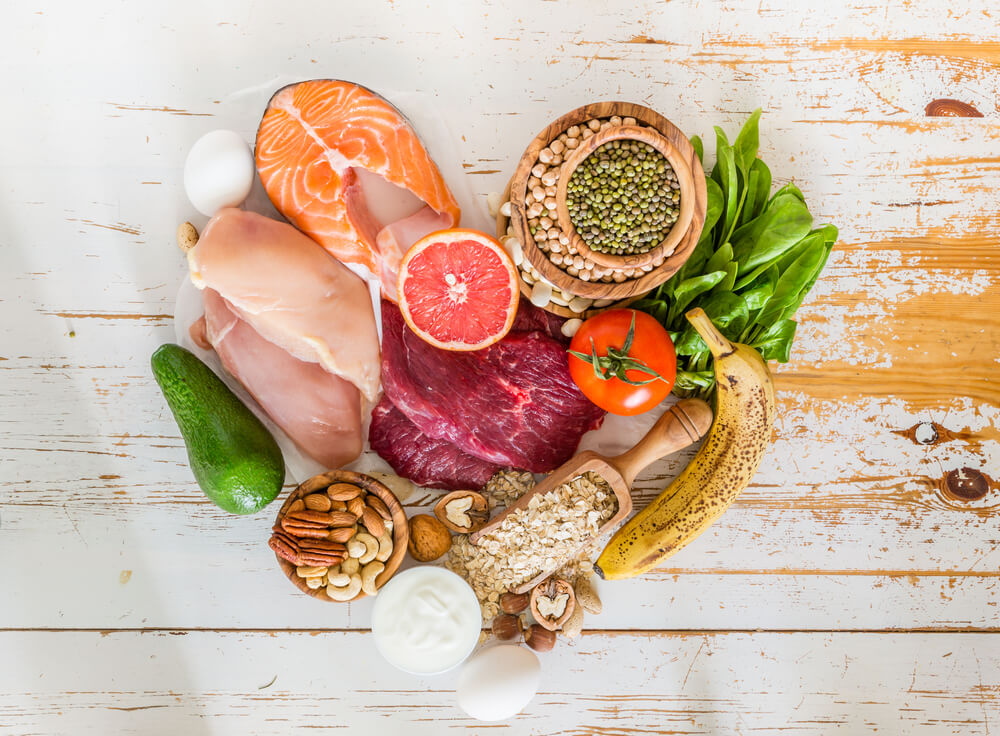 Health food and calories for fat loss