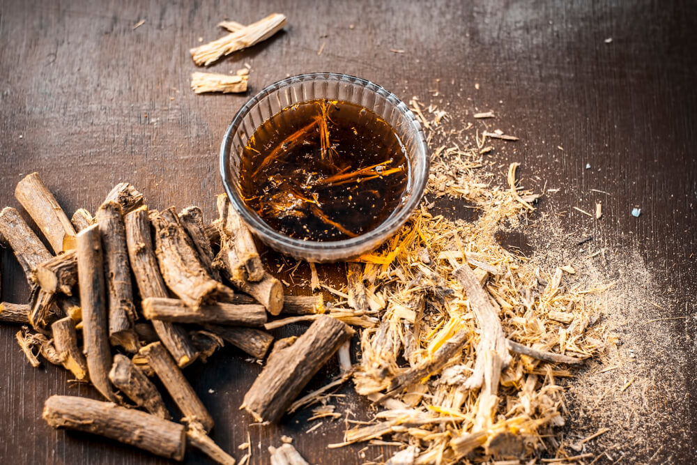 Licorice Root for gut health