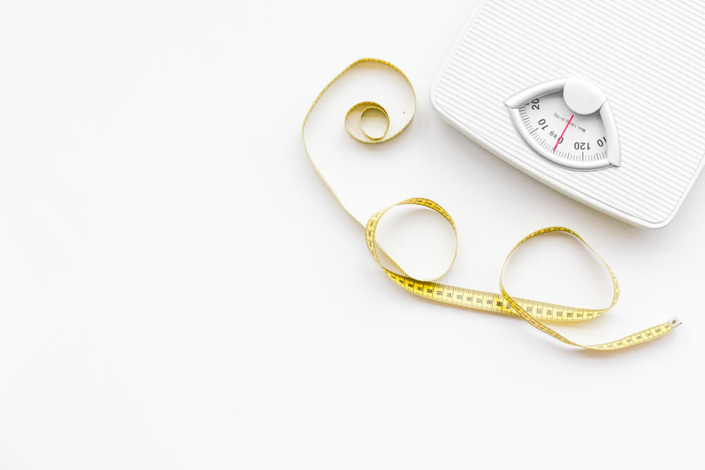 Measuring Weight Loss Using a Weight Scale