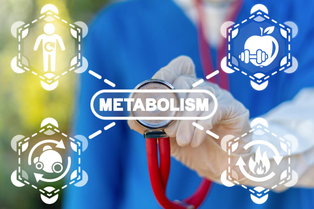 Drop in Metabolism Affects Weight Loss After You Are 30