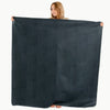 Gathre Midi Medium Sized Multipurpose Leather Mat in Raven