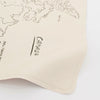 Gathre Micro Leather Change Mat, Playmat, Placemat in print Canada Map