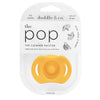 Doddle & Co. Pop Pacifier Chin Up, Buttercup