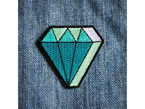 Les Tatoues Patch The Diamond Les Tatoues Hip Mommies Canada