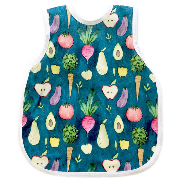 BapronBaby Toddler Bib (6m+) Core Collection Organic Produce