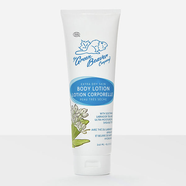 Green Beaver Natural Body Lotion Extra Dry Skin Therapy Boreal 240ml