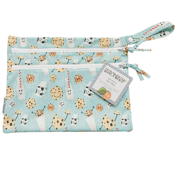 BapronBaby Wet Bag Core Collection Cookies and Milk